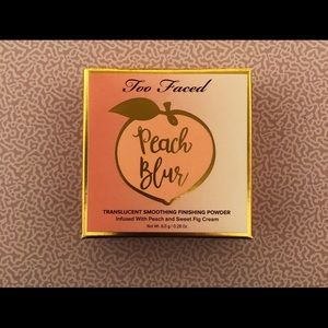 Too Faced Peach Blur Smoothing Finishing Powder